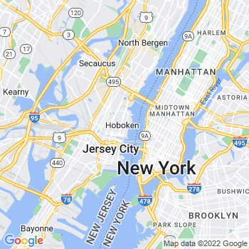 Hoboken,nj- map, population, zip codes, coutnies, area codes, time zones, households, income, news, weather, metro areas, local time at localistica.com