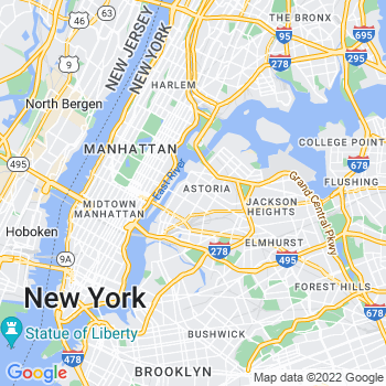 Astoria,ny- map, population, zip codes, coutnies, area codes, time zones, households, income, news, weather, metro areas, local time at localistica.com