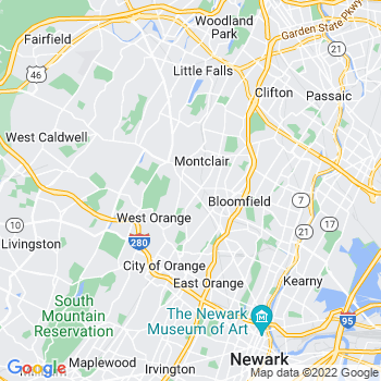Montclair,nj- map, population, zip codes, coutnies, area codes, time zones, households, income, news, weather, metro areas, local time at localistica.com