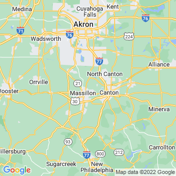 Canton Massillon, OH- map, population, zip codes, coutnies, area codes, time zones, households, income, news, weather, metro areas, local time at localistica.com