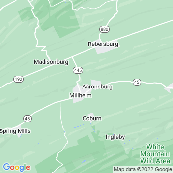 Millheim,pa- map, population, zip codes, coutnies, area codes, time zones, households, income, news, weather, metro areas, local time at localistica.com