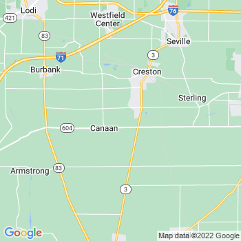 Creston,oh- map, population, zip codes, coutnies, area codes, time zones, households, income, news, weather, metro areas, local time at localistica.com