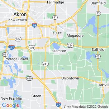 Akron,oh- map, population, zip codes, coutnies, area codes, time zones, households, income, news, weather, metro areas, local time at localistica.com