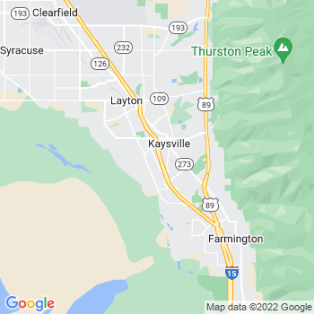 Kaysville,ut- map, population, zip codes, coutnies, area codes, time zones, households, income, news, weather, metro areas, local time at localistica.com