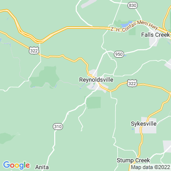 Reynoldsville,pa- map, population, zip codes, coutnies, area codes, time zones, households, income, news, weather, metro areas, local time at localistica.com