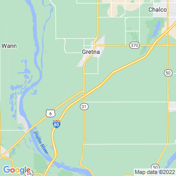Gretna,ne- map, population, zip codes, coutnies, area codes, time zones, households, income, news, weather, metro areas, local time at localistica.com