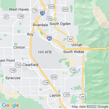 Hill Afb,ut- map, population, zip codes, coutnies, area codes, time zones, households, income, news, weather, metro areas, local time at localistica.com