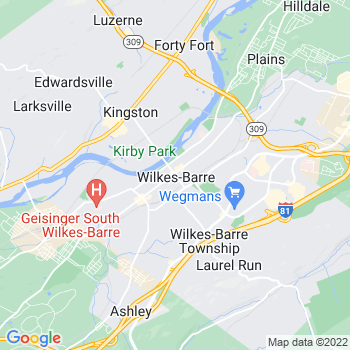 18710 Wilkes Barre,PA- map, population, zip codes, coutnies, area codes, time zones, households, income, news, weather, metro areas, local time at localistica.com