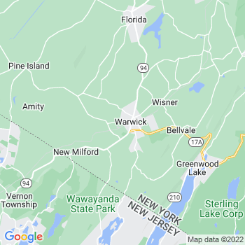 Warwick,ny- map, population, zip codes, coutnies, area codes, time zones, households, income, news, weather, metro areas, local time at localistica.com