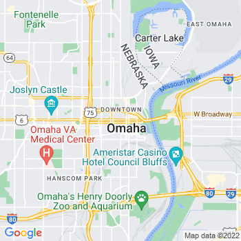 68101 Omaha,NE- map, population, zip codes, coutnies, area codes, time zones, households, income, news, weather, metro areas, local time at localistica.com