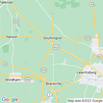 Southington,oh- map, population, zip codes, coutnies, area codes, time zones, households, income, news, weather, metro areas, local time at localistica.com