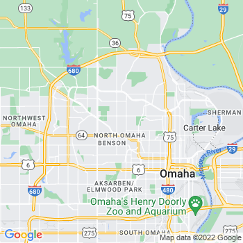Omaha,ne- map, population, zip codes, coutnies, area codes, time zones, households, income, news, weather, metro areas, local time at localistica.com