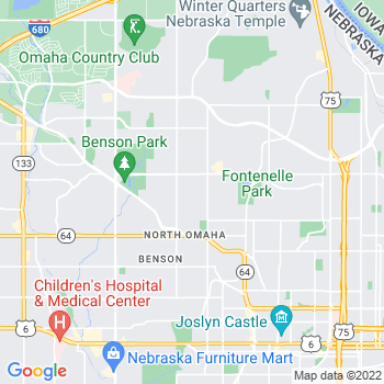 68104 Omaha,NE- map, population, zip codes, coutnies, area codes, time zones, households, income, news, weather, metro areas, local time at localistica.com