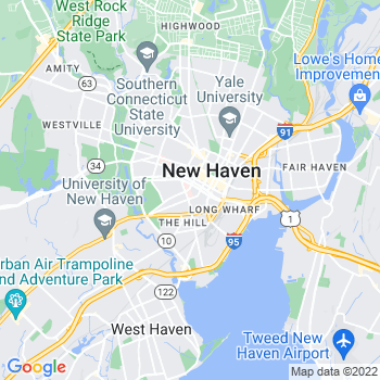 06504 New Haven,CT- map, population, zip codes, coutnies, area codes, time zones, households, income, news, weather, metro areas, local time at localistica.com
