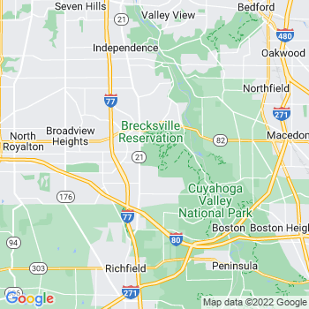 Brecksville,oh- map, population, zip codes, coutnies, area codes, time zones, households, income, news, weather, metro areas, local time at localistica.com