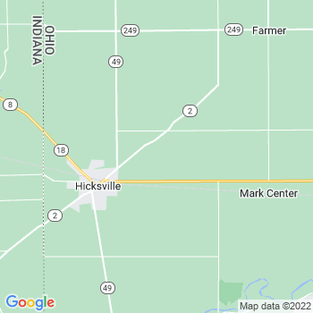 Hicksville,oh- map, population, zip codes, coutnies, area codes, time zones, households, income, news, weather, metro areas, local time at localistica.com