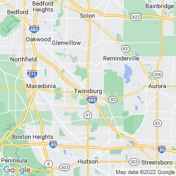Twinsburg,oh- map, population, zip codes, coutnies, area codes, time zones, households, income, news, weather, metro areas, local time at localistica.com