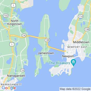 Jamestown,ri- map, population, zip codes, coutnies, area codes, time zones, households, income, news, weather, metro areas, local time at localistica.com