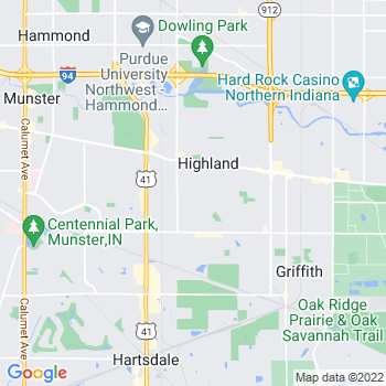 46322 Highland,IN- map, population, zip codes, coutnies, area codes, time zones, households, income, news, weather, metro areas, local time at localistica.com