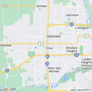 Clive,ia- map, population, zip codes, coutnies, area codes, time zones, households, income, news, weather, metro areas, local time at localistica.com