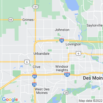 Urbandale,ia- map, population, zip codes, coutnies, area codes, time zones, households, income, news, weather, metro areas, local time at localistica.com