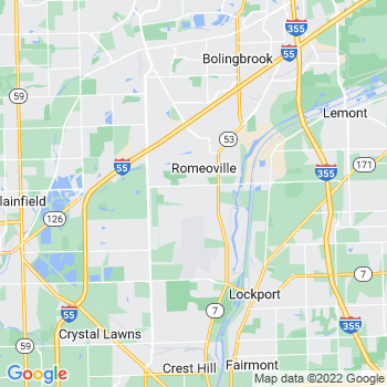 Romeoville,il- map, population, zip codes, coutnies, area codes, time zones, households, income, news, weather, metro areas, local time at localistica.com