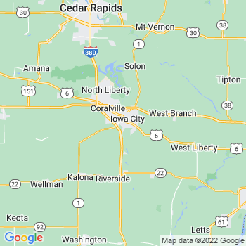 Iowa City, IA- map, population, zip codes, coutnies, area codes, time zones, households, income, news, weather, metro areas, local time at localistica.com