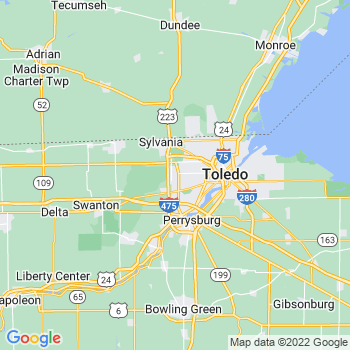 Toledo, OH- map, population, zip codes, coutnies, area codes, time zones, households, income, news, weather, metro areas, local time at localistica.com