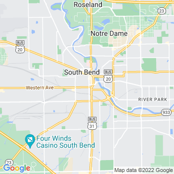 46601 South Bend,IN- map, population, zip codes, coutnies, area codes, time zones, households, income, news, weather, metro areas, local time at localistica.com