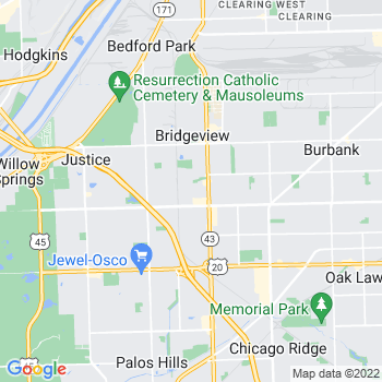 60455 Bridgeview,IL- map, population, zip codes, coutnies, area codes, time zones, households, income, news, weather, metro areas, local time at localistica.com