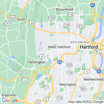 West Hartford,ct- map, population, zip codes, coutnies, area codes, time zones, households, income, news, weather, metro areas, local time at localistica.com