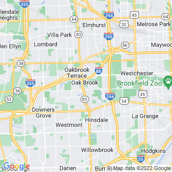 Oak Brook,il- map, population, zip codes, coutnies, area codes, time zones, households, income, news, weather, metro areas, local time at localistica.com