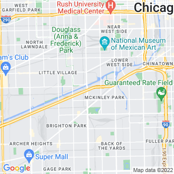 60682 Chicago,IL- map, population, zip codes, coutnies, area codes, time zones, households, income, news, weather, metro areas, local time at localistica.com
