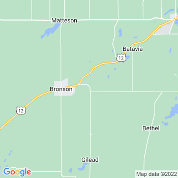 Bronson,mi- map, population, zip codes, coutnies, area codes, time zones, households, income, news, weather, metro areas, local time at localistica.com