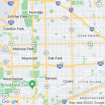 Oak Park,il- map, population, zip codes, coutnies, area codes, time zones, households, income, news, weather, metro areas, local time at localistica.com