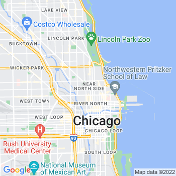 60610 Chicago,IL- map, population, zip codes, coutnies, area codes, time zones, households, income, news, weather, metro areas, local time at localistica.com