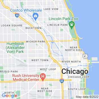 60642 Chicago,IL- map, population, zip codes, coutnies, area codes, time zones, households, income, news, weather, metro areas, local time at localistica.com