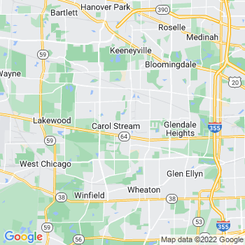 Carol Stream,il- map, population, zip codes, coutnies, area codes, time zones, households, income, news, weather, metro areas, local time at localistica.com