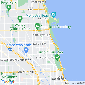 60657 Chicago,IL- map, population, zip codes, coutnies, area codes, time zones, households, income, news, weather, metro areas, local time at localistica.com