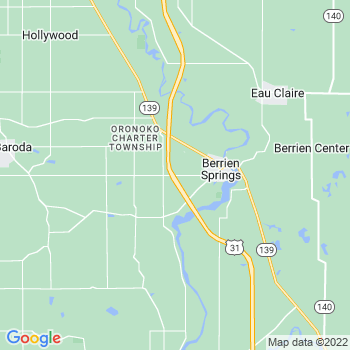 Berrien Springs,mi- map, population, zip codes, coutnies, area codes, time zones, households, income, news, weather, metro areas, local time at localistica.com