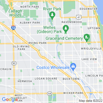 60618 Chicago,IL- map, population, zip codes, coutnies, area codes, time zones, households, income, news, weather, metro areas, local time at localistica.com