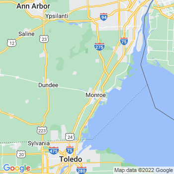 Monroe, MI- map, population, zip codes, coutnies, area codes, time zones, households, income, news, weather, metro areas, local time at localistica.com