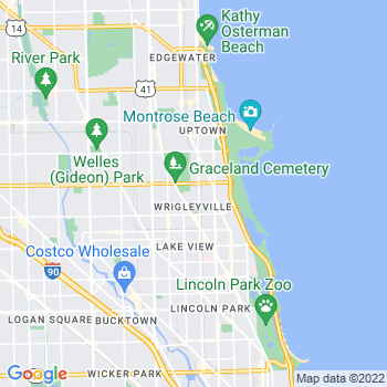 60613 Chicago,IL- map, population, zip codes, coutnies, area codes, time zones, households, income, news, weather, metro areas, local time at localistica.com