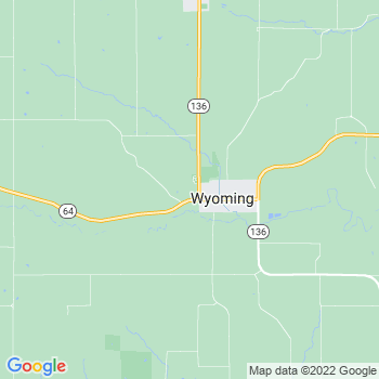 52362 Wyoming,IA- map, population, zip codes, coutnies, area codes, time zones, households, income, news, weather, metro areas, local time at localistica.com
