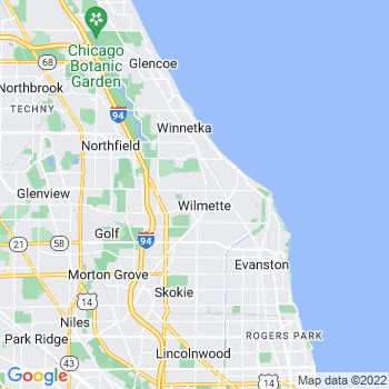 Wilmette,il- map, population, zip codes, coutnies, area codes, time zones, households, income, news, weather, metro areas, local time at localistica.com