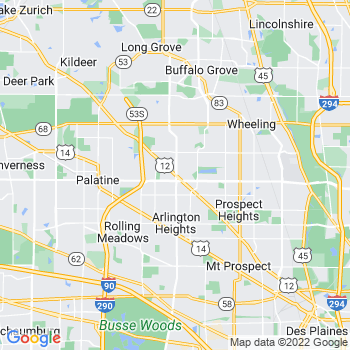 Arlington Heights,il- map, population, zip codes, coutnies, area codes, time zones, households, income, news, weather, metro areas, local time at localistica.com