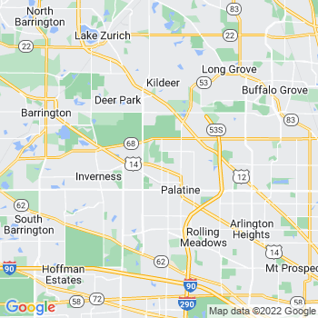Palatine,il- map, population, zip codes, coutnies, area codes, time zones, households, income, news, weather, metro areas, local time at localistica.com