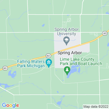 49283 Spring Arbor,MI- map, population, zip codes, coutnies, area codes, time zones, households, income, news, weather, metro areas, local time at localistica.com