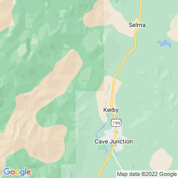 Kerby,or- map, population, zip codes, coutnies, area codes, time zones, households, income, news, weather, metro areas, local time at localistica.com
