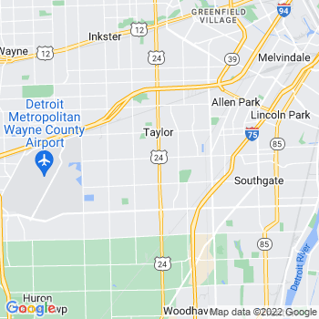 Taylor,mi- map, population, zip codes, coutnies, area codes, time zones, households, income, news, weather, metro areas, local time at localistica.com